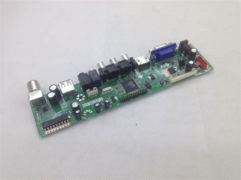 Spare Part Lcd Samsung 32 universal lcd led tv mainboard for14 32 inch samsung tv
