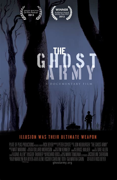 the appartion the ghost army story of world war ii deception airs tonight on wjct wjct news