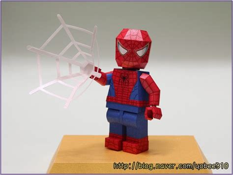What Is Paper Craft - ninjatoes papercraft weblog papercraft lego spider