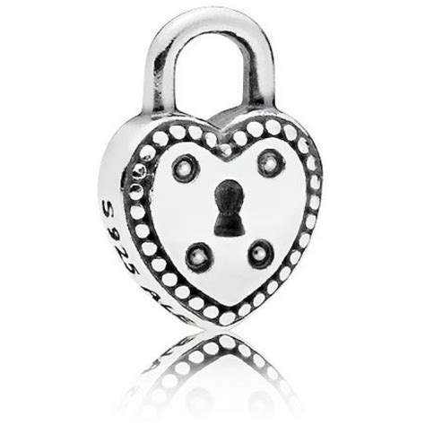pandora cadenas de l amour charm pandora 796569 charm cadenas de l amour femme sur