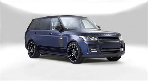 land rover london official 1 of 1 overfinch range rover london edition 163