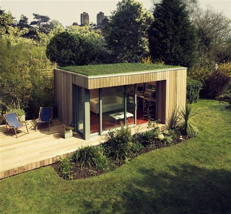 20 amazing homes with grass roof designs garden studio