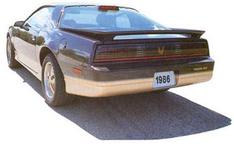 how things work cars 1991 pontiac firebird engine control 1985 1986 1987 1988 pontiac firebird models howstuffworks
