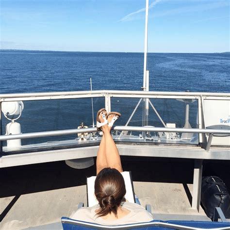 boat ride to nyc from nj nantucket getaway seastreak ferries