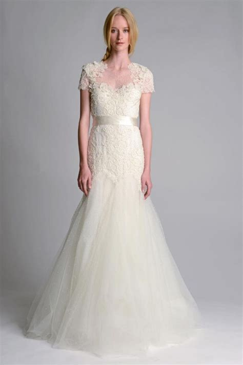 New Wedding Dress by Ethereal New Wedding Dresses By Marchesa Onewed