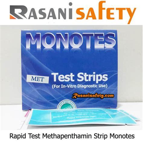 Alat Tes Urine 6p Monotes toko jual rapid test methapenthamine harga murah beli