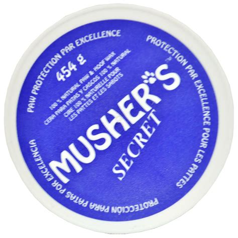 paw protection musher s secret paw protection 1 lb