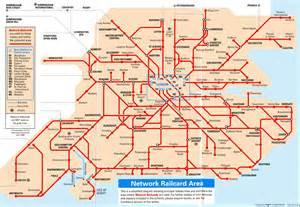 rail map network railcard