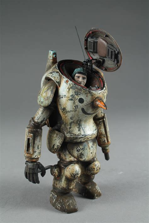 Machine Krieger Models