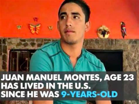 Juan Manuel Montes Criminal Record Report Illegal Dreamer Sent Back To Mexico Breitbart