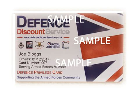 B Q Gift Card Discount - armed forces discount card launched in time for christmas news stories gov uk
