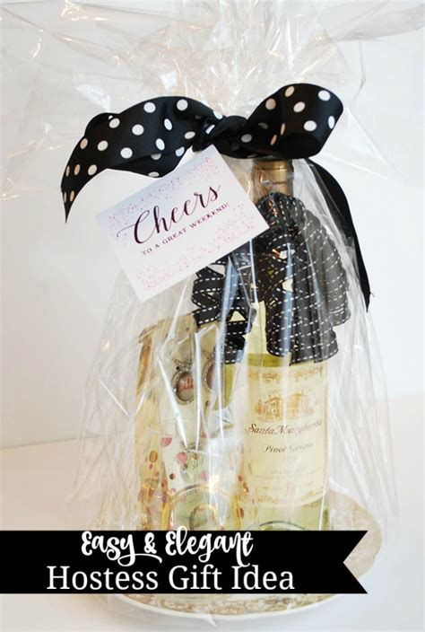 dinner party hostess gift easy gift basket ideas for all occasions 11 magnolia lane