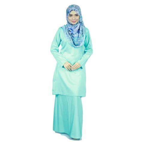 Baju Jubah jubah baju raya baju kurung musliman tudung hijau green lazada malaysia