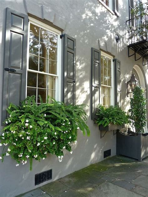 window box ideas for shade window boxes add charm and curb appeal