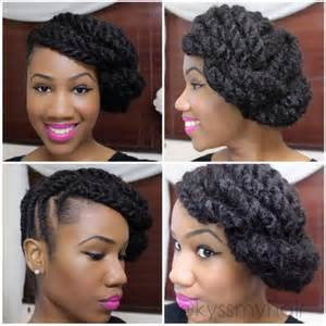 photos of braided hair with marley braid marley braid hairstyles