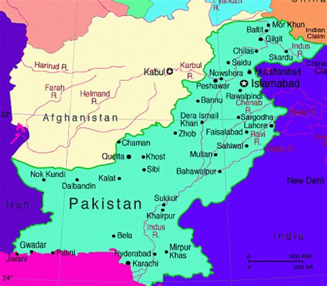 Search Pakistan Map Of Pakistan Cities Search Maps