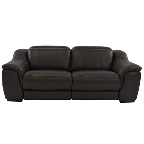 power motion sofa leather davis brown power motion leather sofa el dorado furniture