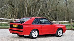 Audi Auction Stunning 1986 Audi Sport Quattro Sells For 536 000 At