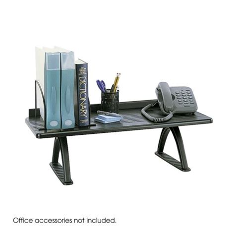 Stand Up Desk Riser by Safco Desk Riser Reviews Of Standing Desk Risers Stand