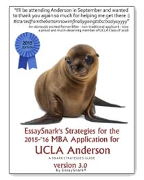 How Much Is Mba At Ucla by Ucla Essay Question Mba Recommendations