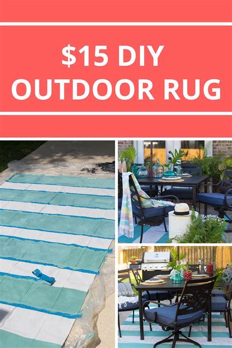 painted rug   drop cloth
