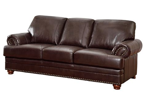 types of leather sofas guide coaster colton sofa brown home furniture design