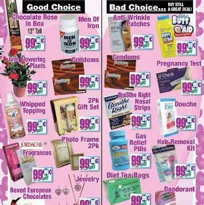 99 cent store valentines day fresh easy buzz southern california based 99 cents