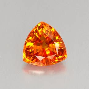 Blue Safir Sapphire 2 1ct orange gemstones images photos and pictures