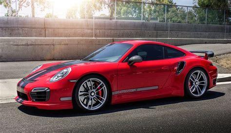Tech Art Porsche by Techart Porsche 991 Turbo S Supertunes
