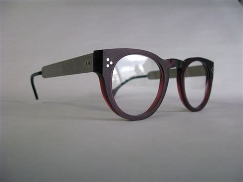 Handmade Glasses - rapp up warm in these cosy canadian handmade frames eye