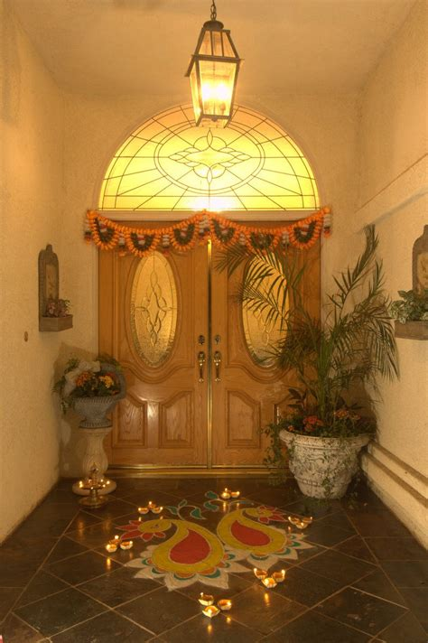 home decoration during diwali during deepawali festival of lights traditional designs