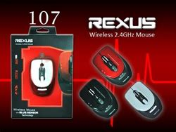 Mouse Wireless Kota Malang mouse wireless 2 4ghz rexus malangkomputer toko