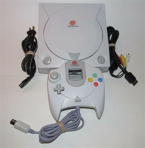 buy sega dreamcast console sega dreamcast console system bundle hkt 3020 new clock