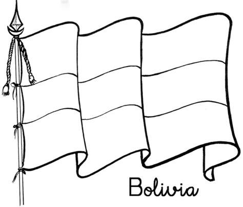 imagenes para colorear la bandera de venezuela escudo y bandera con escudo de bolivia para colorear