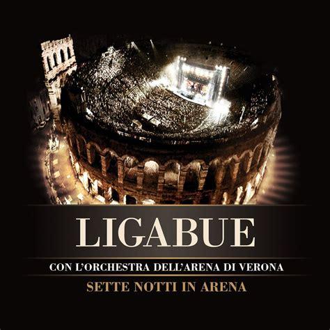 buonanotte all italia testo sette notti in arena ligabue