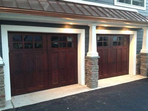 cost of wood garage doors faux wood garage doors cost