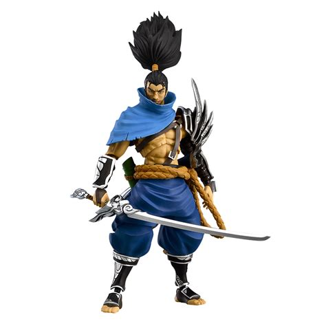 riot merch figma yasuo figures collectibles