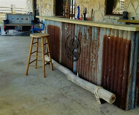 Country western saloon pallet backyard bar 1001 pallets
