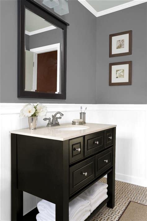 gray and white bathrooms gray and white bathroom guest bath bathrooms pinterest