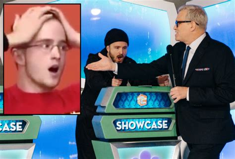 aaron paul price is right video aaron paul returns to the price is right 17