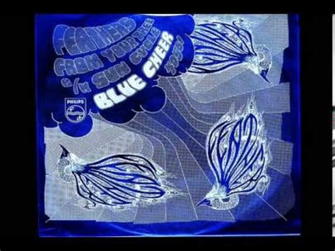 blue cheer feathers from your tree 1968 blue cheer feathers from your tree sun cycle 1968