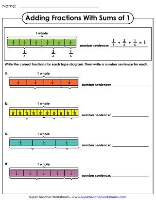 diagram 4th grade fractions diagram fractions worksheets grade 4 math best free printable worksheets