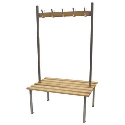 cloakroom bench classic duo cloakroom bench changing room benches