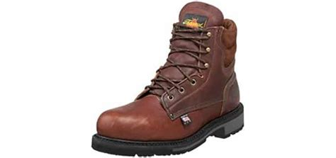 most comfortable safety toe shoes thorogood boots review