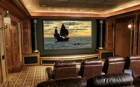 jaw dropping home theater designs page