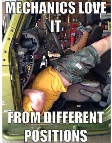 Mechanics Memes - best 25 mechanic humor ideas on pinterest car jokes