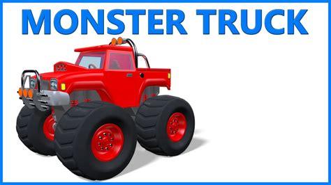 monster truck youtube videos for kids monster truck cartoon videos and poems for kids and