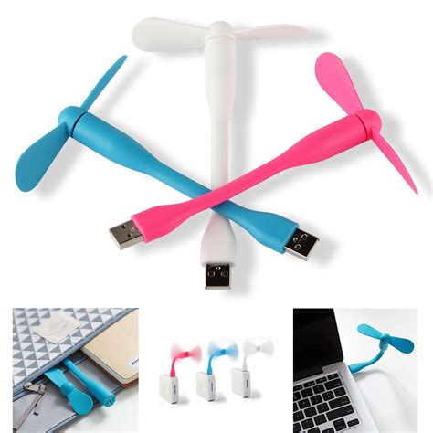 Kipas Usb kipas angin usb mini fan baling baling aksesoris