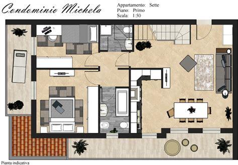 pianta appartamenti vendita appartamenti ponte di brenta condominio michela