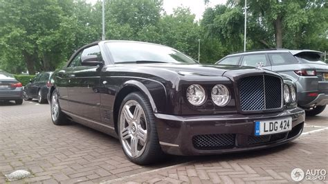 bentley azure 2016 bentley azure t 28 june 2016 autogespot